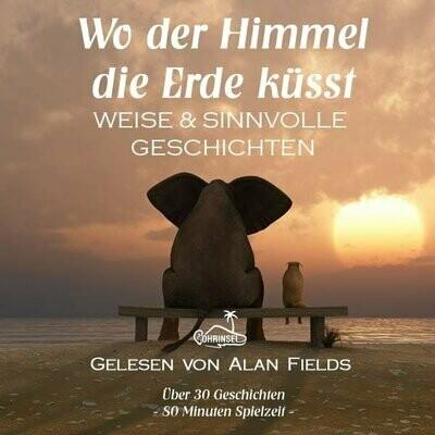 CD Hörbuch - Wo der Himmel die Erde küsst - B-WARE