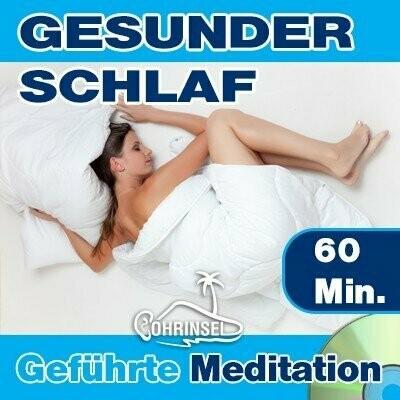 CD Gesunder Schlaf - Geführte Meditation - B-WARE