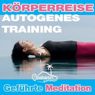 MP3 Körperreise - Autogenes Training