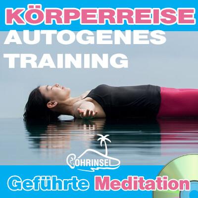 CD Körperreise - Autogenes Training
