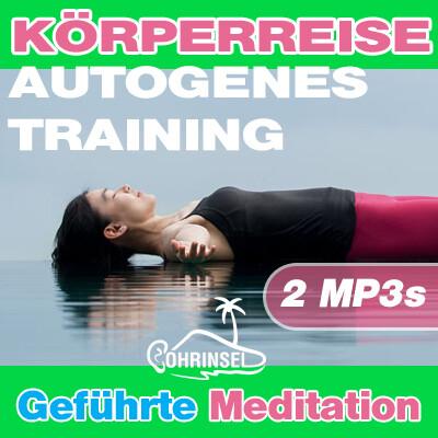 MP3 *PREMIUM* Körperreise - Autogenes Training