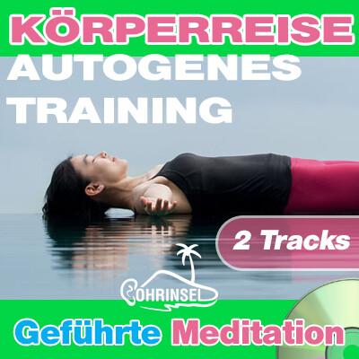 CD *PREMIUM* Körperreise - Autogenes Training