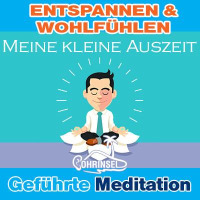 MP3 Meine kleine Auszeit - Entspannen und wohlfühlen - Meditation