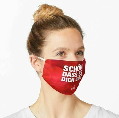 Maske - Schön, dass es Dich gibt
