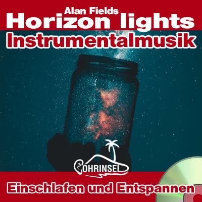 CD Instrumentalmusik - Horizon lights