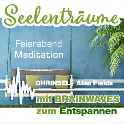 MP3 BRAINWAVES: Seelenträume  [Zum Entspannen]