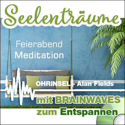 CD BRAINWAVES: Seelenträume  [Zum Entspannen]