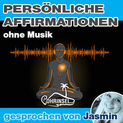 MP3 Persönliche Affirmationen (10 - 50 Sätze) - ohne Musik
