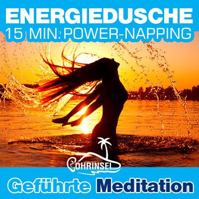 MP3 Energiedusche - 15 Minuten Powernapping Meditation