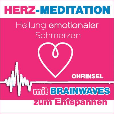 MP3 BRAINWAVES: Geführte HERZ-Meditation [Zum Entspannen]