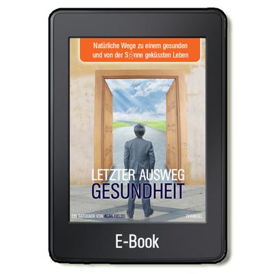 E-Book - Letzter Ausweg Gesundheit (PDF)