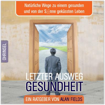 MP3 Hörbuch - Letzter Ausweg Gesundheit