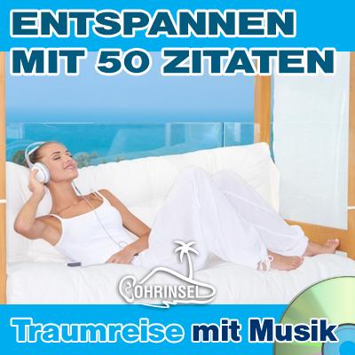 CD Entspannen mit 50 Zitaten