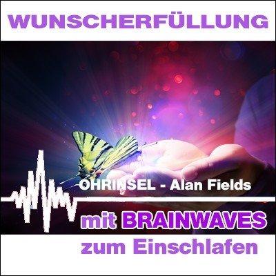 CD BRAINWAVES:  Wunscherfüllung / Wunschverstärker - Geführte Meditation [Zum Einschlafen]