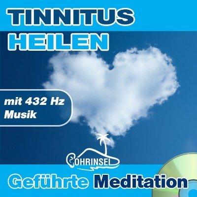 CD Geführte Meditation zur Heilung von Tinnitus - mit 432 Hz Musik