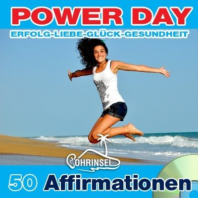 CD Power Day - 50 positive Affirmationen