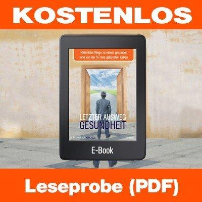 KOSTENLOSE LESEPROBE - E-Book - Letzter Ausweg Gesundheit (PDF)