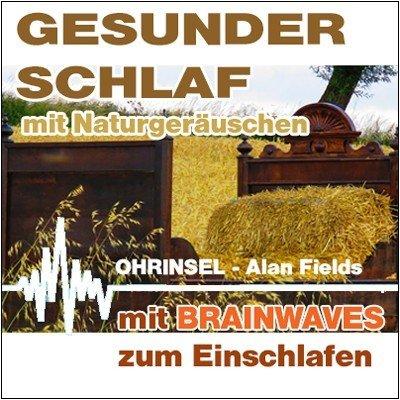 MP3 BRAINWAVES: Gesunder Schlaf - Geführte Meditation mit Naturgeräuschen