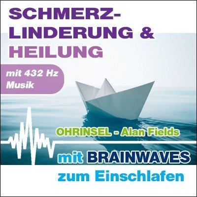 MP3 BRAINWAVES Meditation zur Schmerzlinderung - mit 432 Hz Musik [Zum Einschlafen]