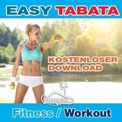 "MP3 ""Easy Tabata""  | Fitness & Workoutprogramm -  KOSTENLOSER DOWNLOAD"
