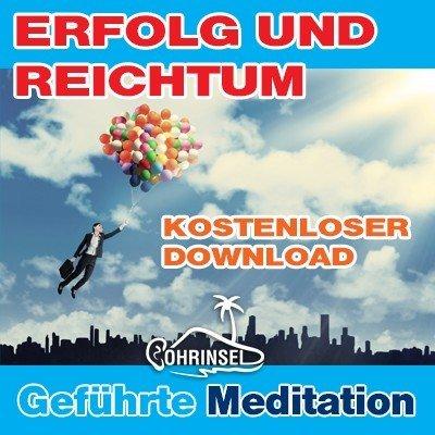 MP3 Geführte Meditation für Erfolg - KOSTENLOSER DOWNLOAD