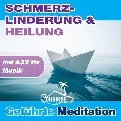 MP3 Geführte Meditation zur Schmerzlinderung - mit 432 Hz Musik