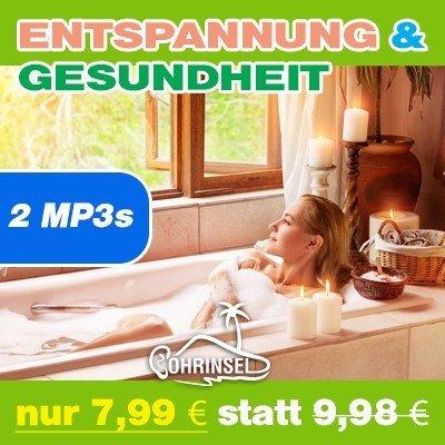 MP3 Paket - Entspannung und Gesundheit