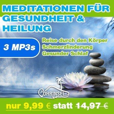MP3 Paket - Gesundheit und Heilung