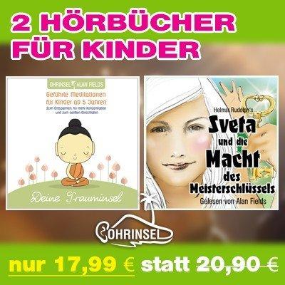 MP3 Paket - Hörbücher für Kinder