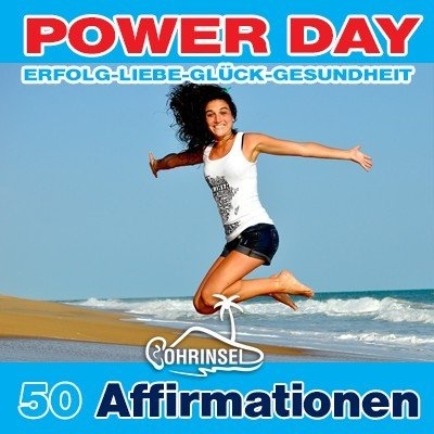 MP3 Power Day - 50 positive Affirmationen