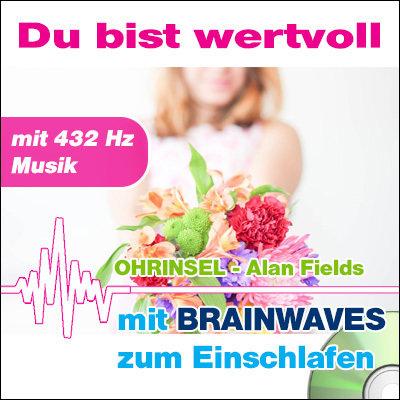 CD BRAINWAVES Meditation Selbstliebe [Zum Einschlafen]