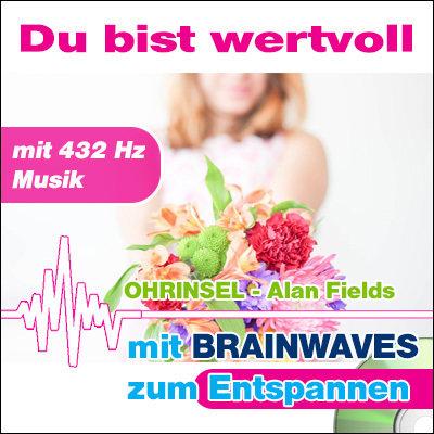 CD BRAINWAVES Meditation Selbstliebe  [Zum Entspannen]