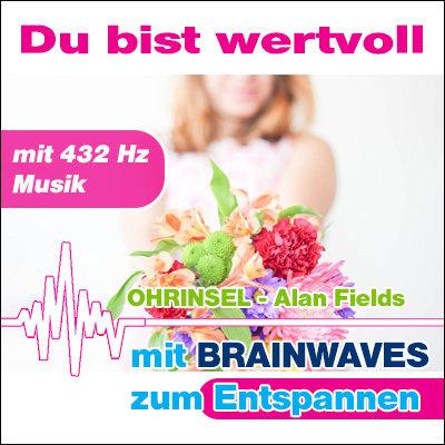 MP3 BRAINWAVES Meditation Selbstliebe  [Zum Entspannen]