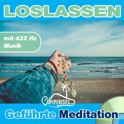 CD Geführte Meditation zum Loslassen