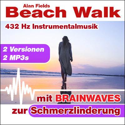 MP3 BRAINWAVES: 432 Hz Musik - Beach Walk [zur Schmerzlinderung]