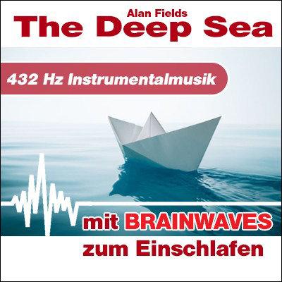 MP3 BRAINWAVES: 432 Hz Musik - The deep sea [zum Einschlafen]