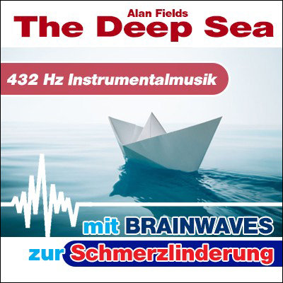 MP3 BRAINWAVES: 432 Hz Musik - The deep sea [zur Schmerzlinderung]