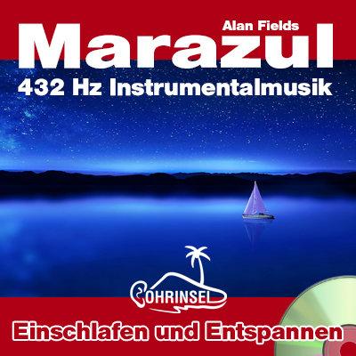 CD 432 Hz Musik - Marazul