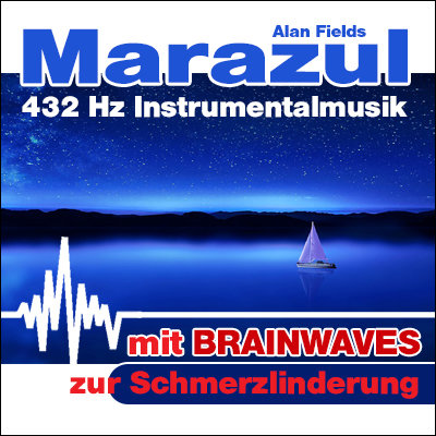 MP3 BRAINWAVES: 432 Hz Musik - Marazul [zur Schmerzlinderung]