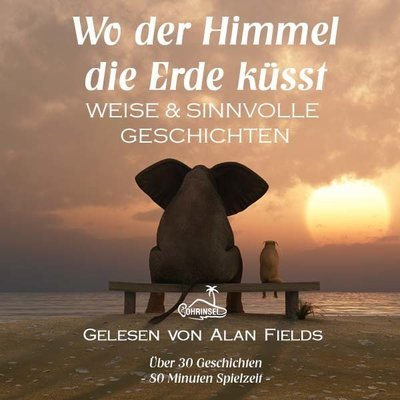 MP3 Hörbuch - Wo der Himmel die Erde küsst