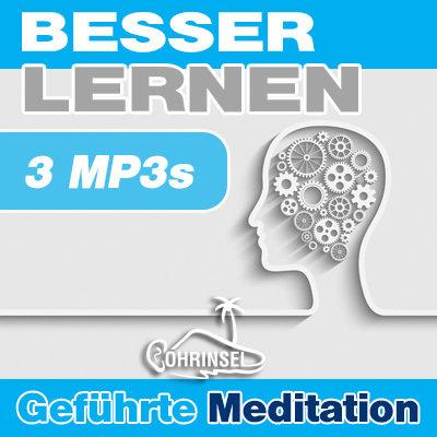 MP3 Besser und schneller lernen - Geführte Meditation