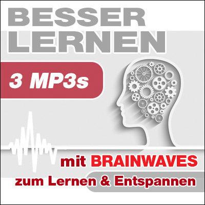 MP3 BRAINWAVES Besser Lernen  [Zum Lernen und Entspannen]