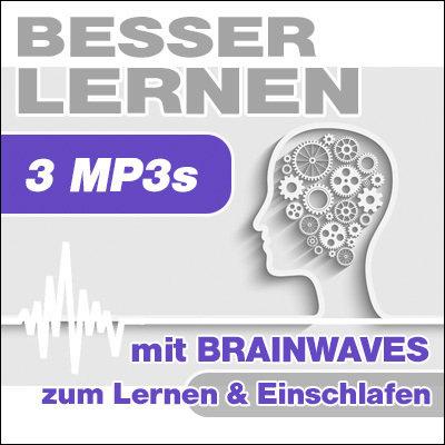 MP3 BRAINWAVES Besser Lernen  [Zum Lernen und Einschlafen]