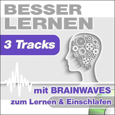 CD BRAINWAVES Besser Lernen  [Zum Lernen und Einschlafen]