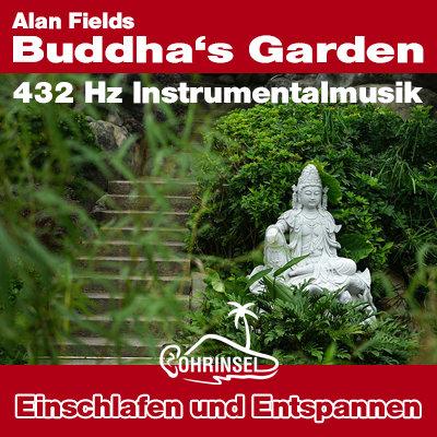 MP3 432 Hz Musik - Buddha's Garden