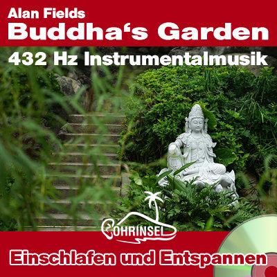 CD 432 Hz Musik - Buddha's Garden