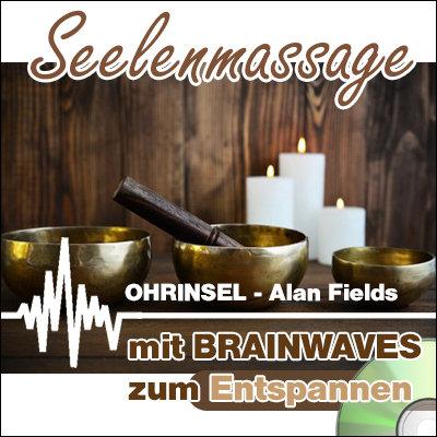 CD BRAINWAVES: Seelenmassage  [Zum Entspannen]