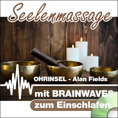 CD BRAINWAVES: Seelenmassage [zum Einschlafen]