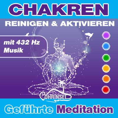 MP3 Chakrenreinigung - Geführte Meditation