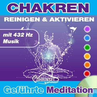 CD Chakrenreinigung - Geführte Meditation